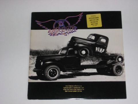 Aerosmith / Pump (LP)