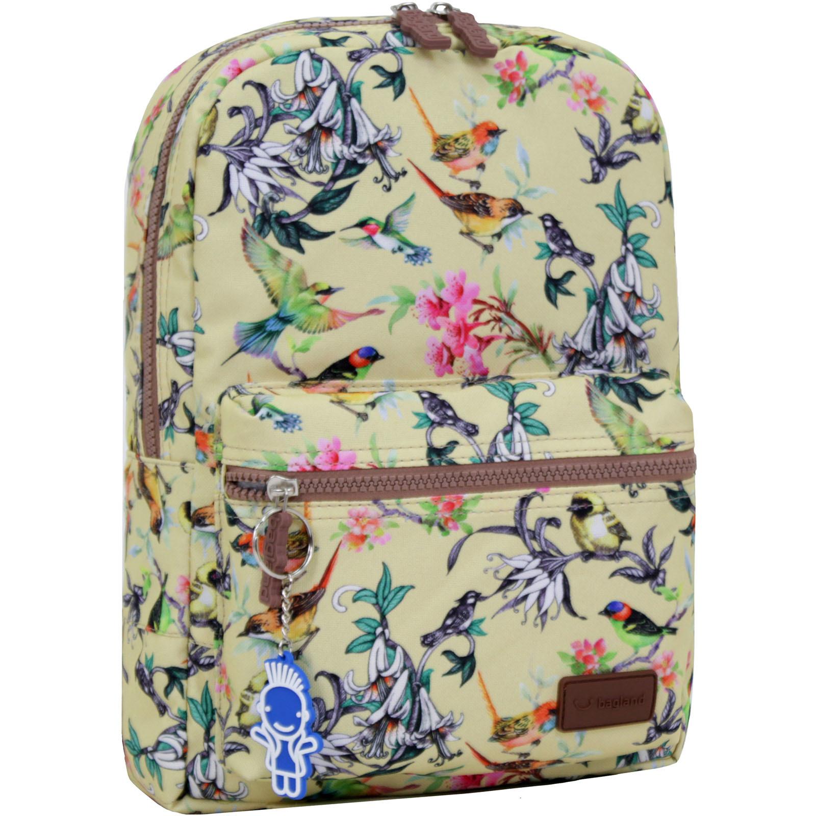 Детские рюкзаки Рюкзак Bagland Молодежный mini 8 л. сублимация (птица) (00508664) IMG_0330_арт.174_.JPG