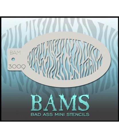 Трафарет BAMS 3009