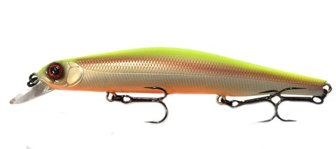 Воблер ZipBaits Orbit 110SR SP цв 673 Sexy Shad / KM