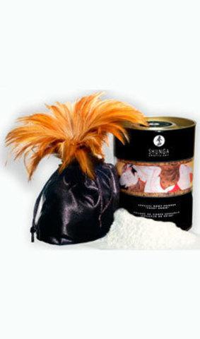 Пудра для тела SWEET SNOW с ароматом малины (228 гр)