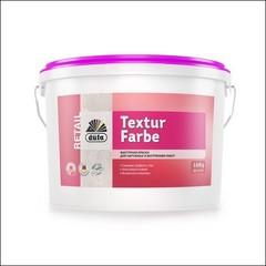 Краска для наружных и внутренних работ DUFA RETAIL TEXTUR FARBE (Белый)