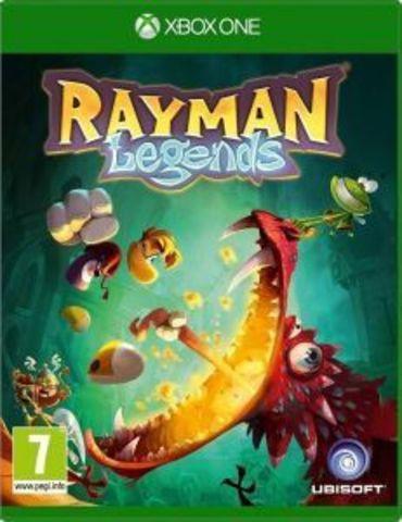 Xbox One Rayman Legends (русская версия)