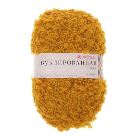 Пехорка Буклированная горчица 447