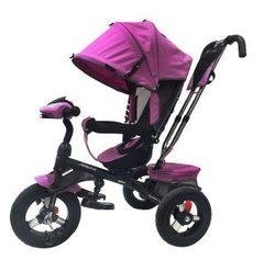 Велосипед Moby Kids Comfort 360° 12x10 AIR Лиловый (641069)