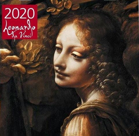 Леонардо да Винчи. Календарь на 2020 год