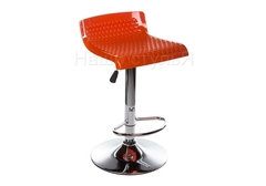 Барный стул Бар (Bar) оранжевый