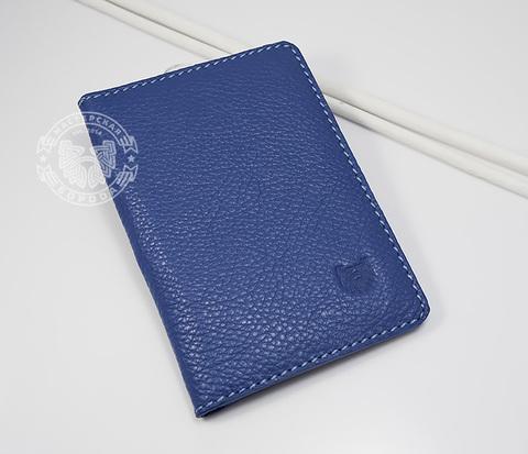 Мужской кошелек обложка для купюр, карт, паспорта. «Boroda Design»