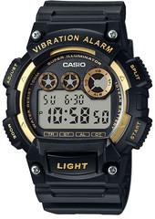 Мужские японские наручные часы Casio W-735H-1A2