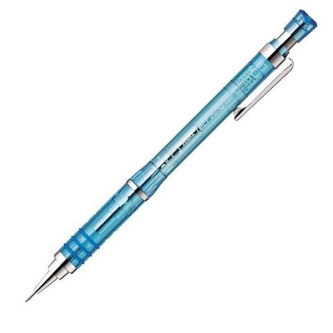 Чертёжный механический карандаш 0,5 мм Zebra Tect 2Way Light - Light Blue
