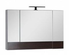 Зеркало-шкаф Aquanet Нота (Тоника) 100 венге