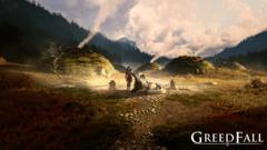 PS4 GreedFallt (русские субтитры)