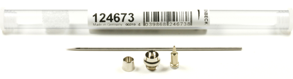 Краскораспылительный комплект 0.8 мм для Colani