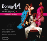 Boney M. ‎/ Let It All Be Music - The Party Album (2CD)