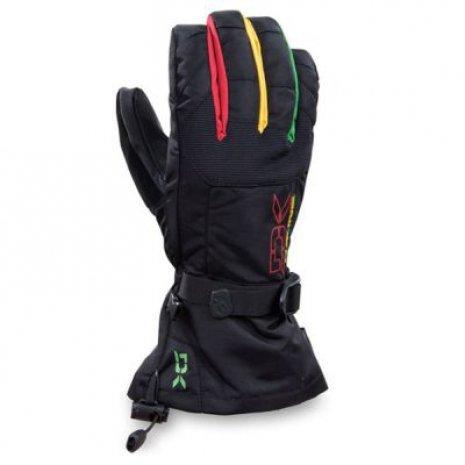 Перчатки Перчатки горнолыжные Dakine Scout Glove Rasta 3tjk7x20a24.jpg