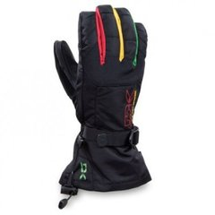 Перчатки горнолыжные Dakine Scout Glove Rasta