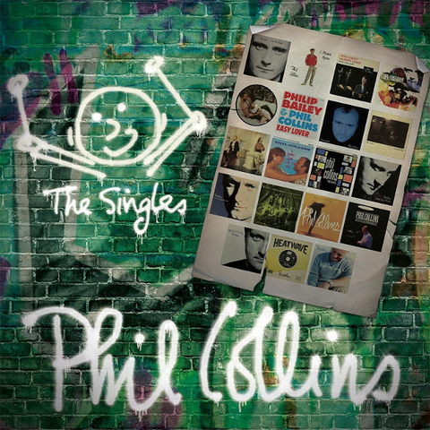 Phil Collins / The Singles (2LP)