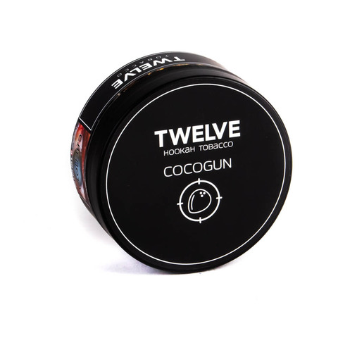Табак Twelve CocoGun 100 г