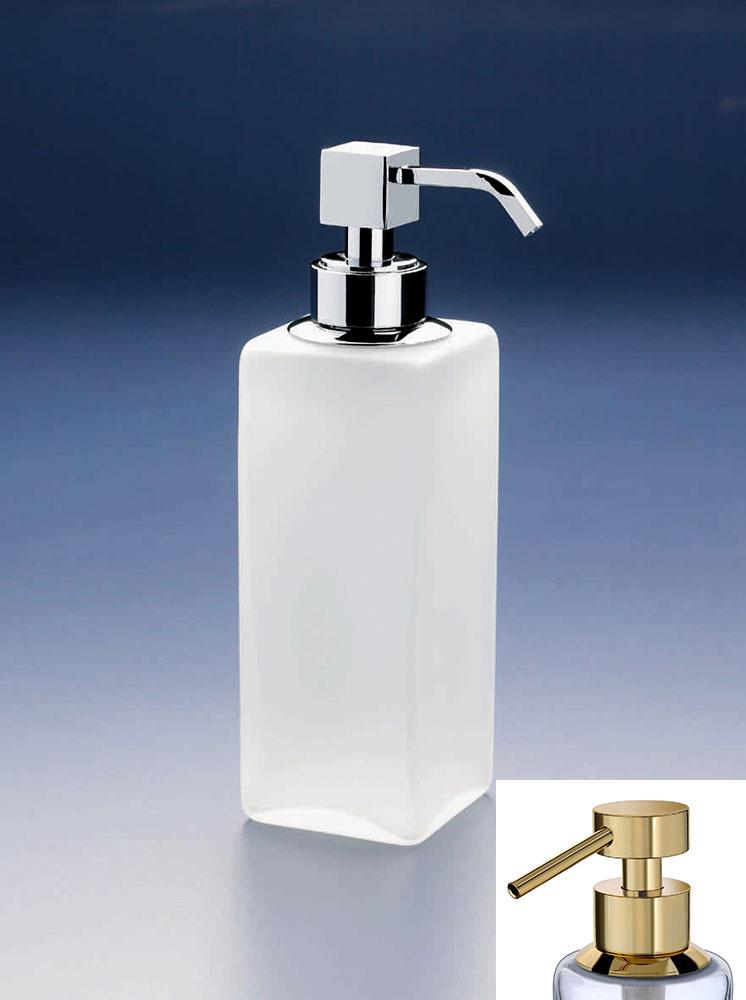 Дозаторы для мыла Дозатор для мыла 90412MO Crystal от Windisch dozator-dlya-myla-90412mo-crystal-ot-windisch-ispaniya.jpg