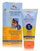 Органический детский солнцезащитный крем для лица SPF15
