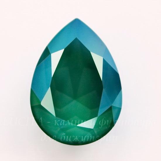 033574618245d 4320 Ювелирные стразы Сваровски Капля Crystal Royal Green (18х13 мм) ...