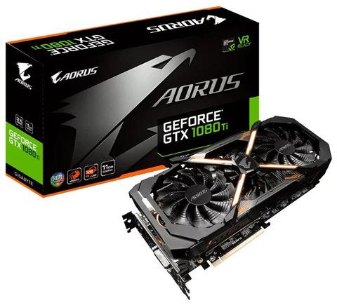 Видеокарта Gigabyte GeForce GTX 1080 Ti GV-N108TAORUS X-11GD