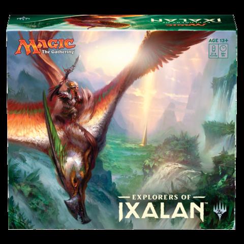 Explorers of Ixalan [Предзаказ]