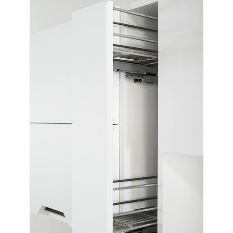 "Верхний шкаф ""Бутылочница"", 600х150 мм"