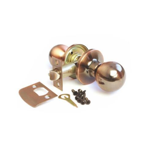 Фурнитура - Защёлка Межкомнатная   607AC, цвет медь