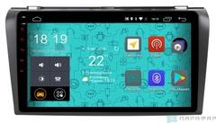 Штатная магнитола 4G/LTE Mazda 3 04-09 Android 7.1.1 Parafar PF161