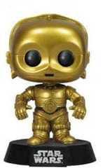 POP! Bobble: Star Wars: C-3PO