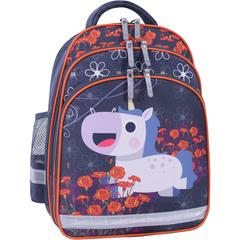 Рюкзак школьный Bagland Mouse 321 серый 499 (0051370)
