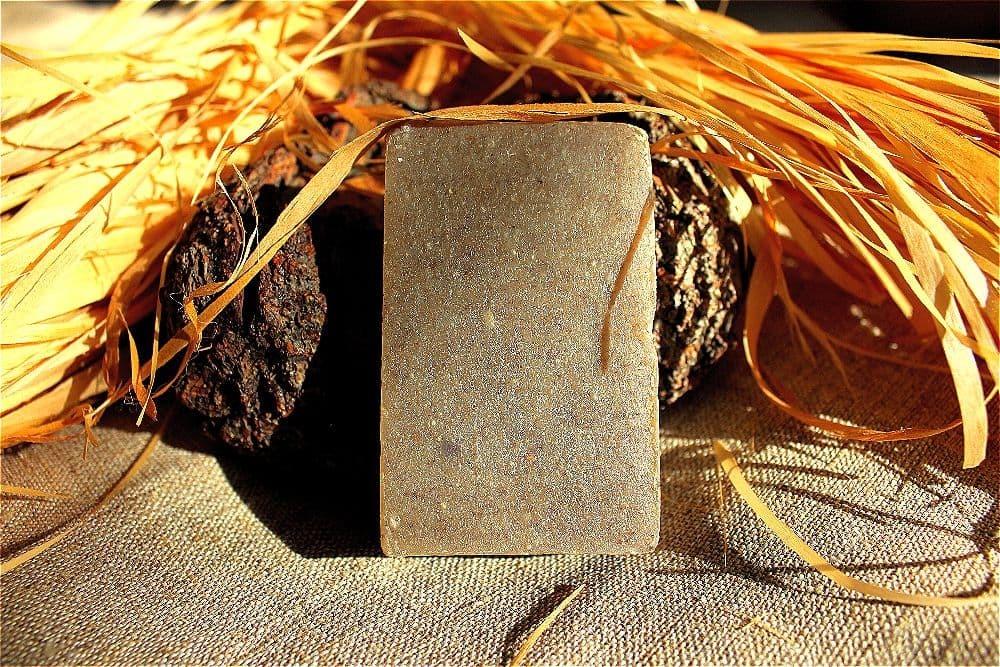 Натуральное мыло Шалфейное Карельское мыло
