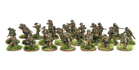 British Infantry Plastic