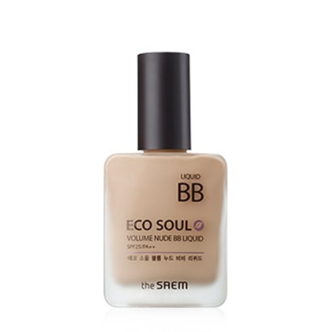 Eco Soul Volume Nude BB Liquid 02 Natural Beige