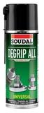 Degrip All Проникающая смазка Soudal 400мл (6шт/кор)