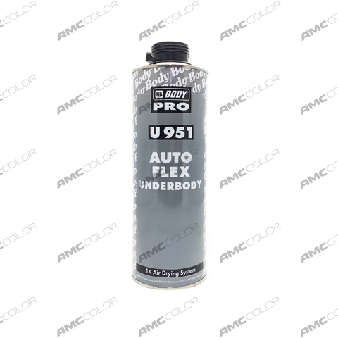Антикоррозийный состав Body 951 Autoflex (черн.) (1л)