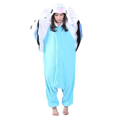 Попугай голубой детский
