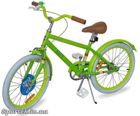 Велосипед Dorozhnik Arty - салатовый