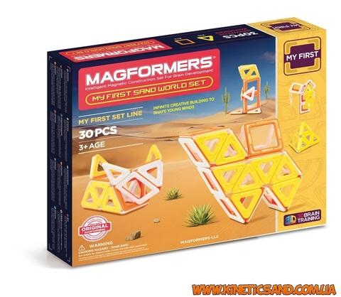 Magformers Мое первое путешествие в пустыню, 30 элементов
