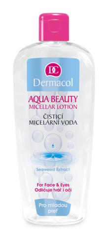 Dermacol Aqua Beauty  Очищающая мицеллярная вода