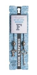 Bookmark Book Keepers Letter - F