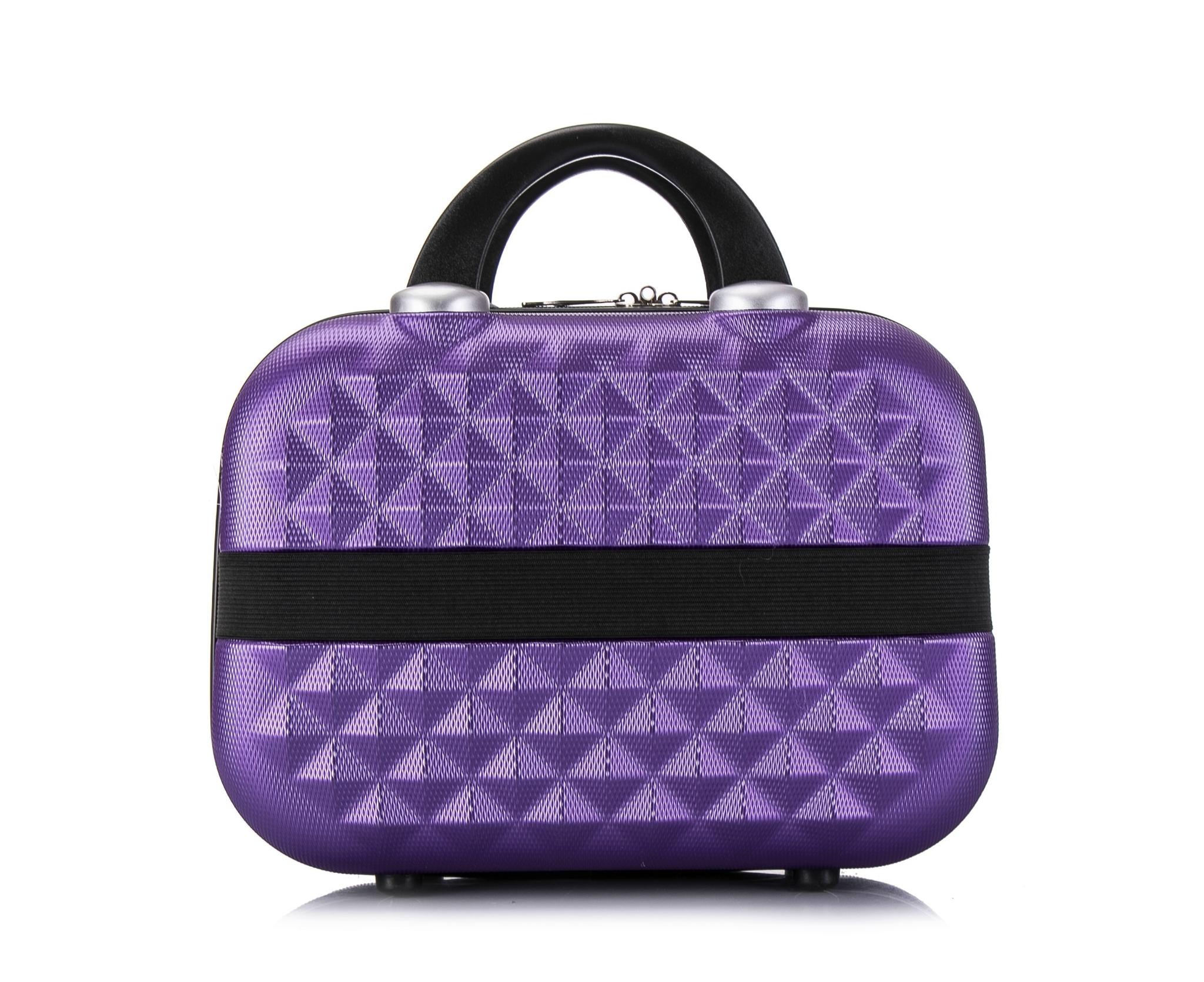 Бьюти-кейс Phatthaya Фиолетовый