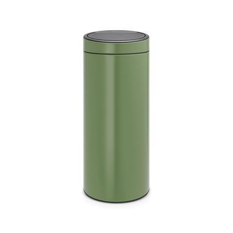Мусорный бак Touch Bin New (30 л), Зеленый мох, арт. 115264 - фото 1