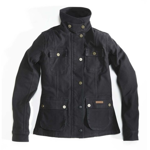 Rokker, Куртка джинсовая женская Black Jacket