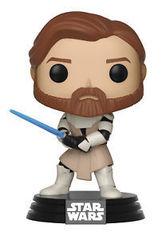 POP! Bobble: Star Wars: Clone Wars: Obi Wan Kenobi