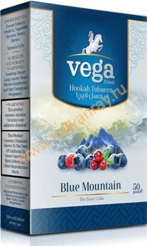 Табак Vega Голубая Гора в пачке 50 грамм