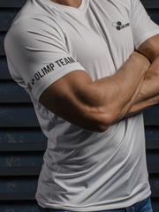 Мужская футболка Olimp Live & Fight Reglan Core White