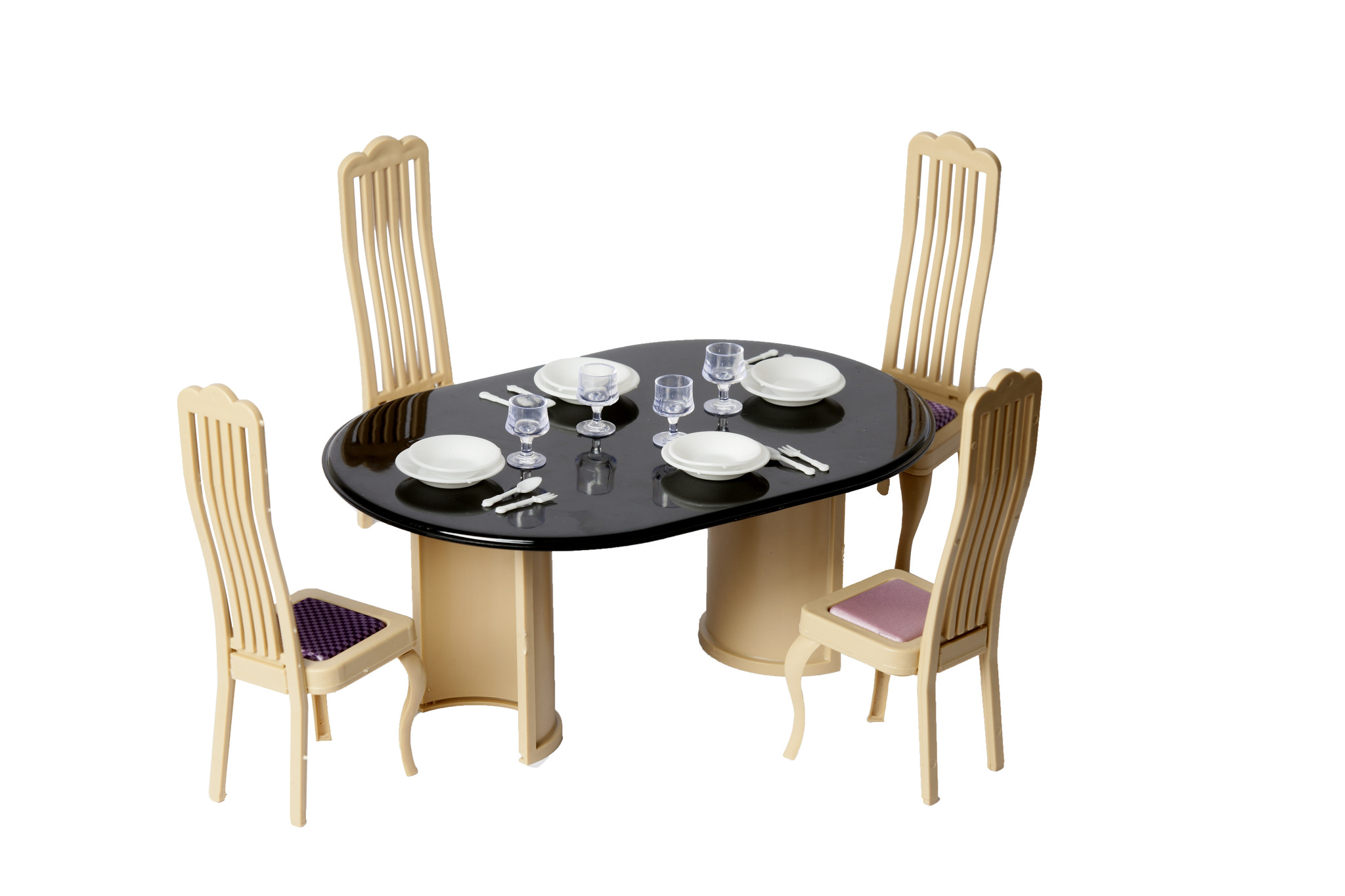 Мебель для кукол Огонек для столовой