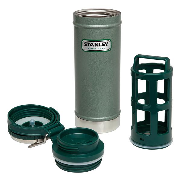 Термос Stanley Classic (0.47 литра) зеленый